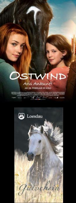 Ostwind - Aris Ankunft - Gutscheine von LOESDAU
