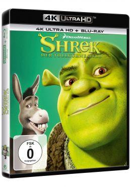 Shrek   Der tollkühne Held - New to 4K Ultra HD